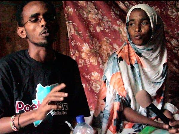 Dadaab youth band