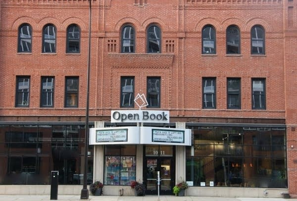 Open Book in downtown Minneapolis
