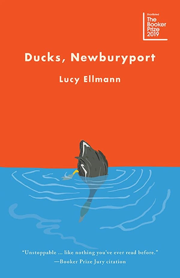 'Ducks, Newburyport' by Lucy Ellmann