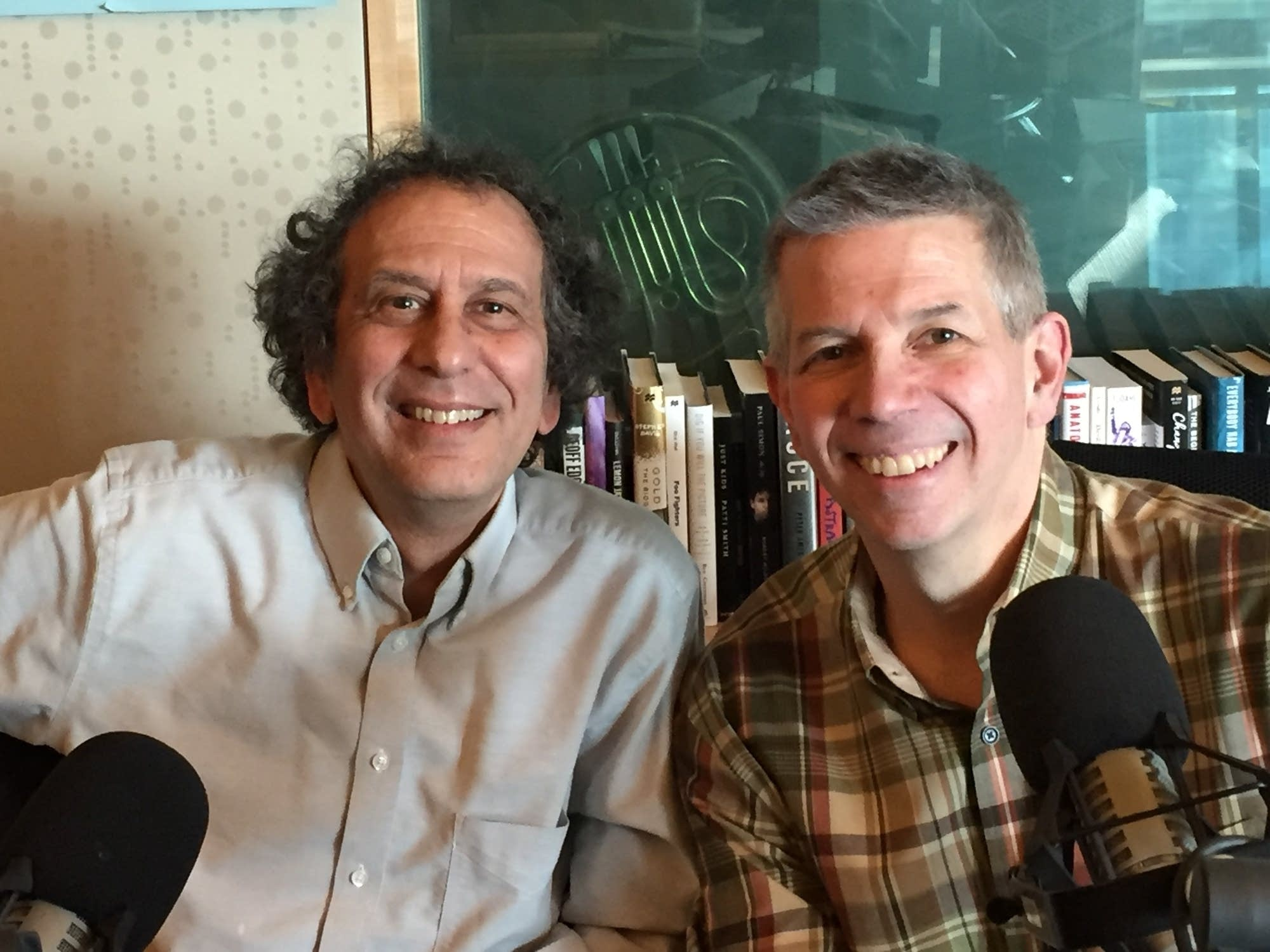 Music with Minnesotans guest Ken Leopold with MPR's Steve Staruch