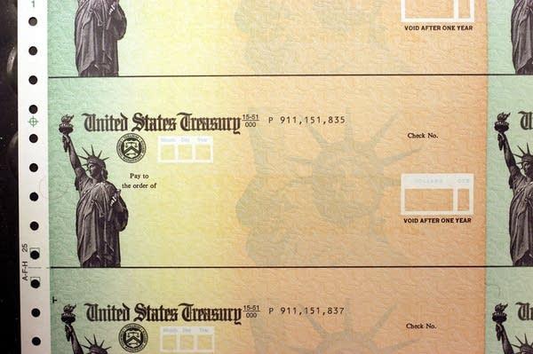 Social Security checks