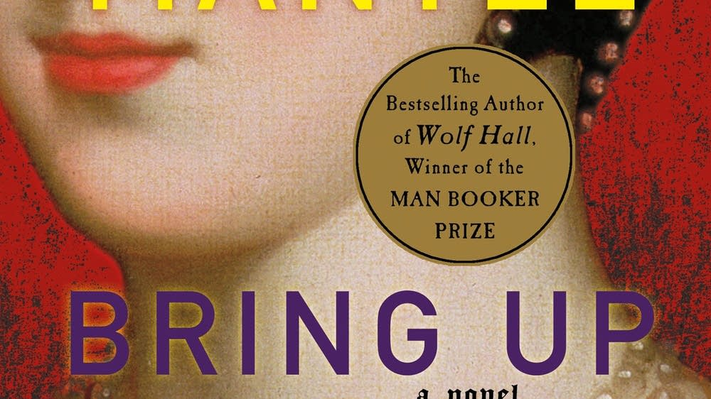 Book MantelMpr By News Hilary Pick'bring Up Bodies' The 1KJTl3cuF