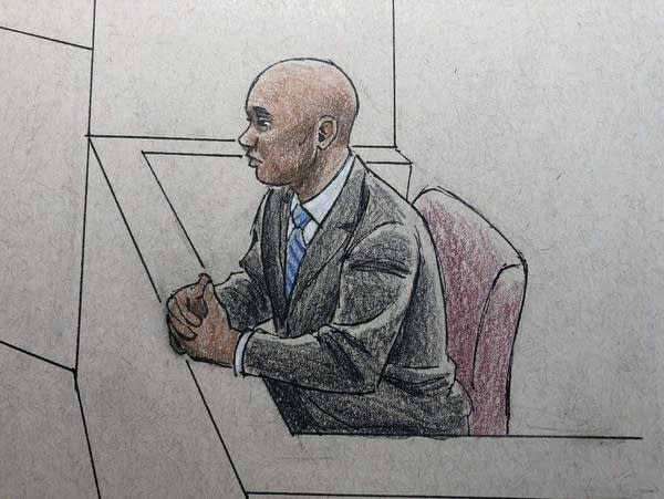 Mohamed Noor takes the stand Friday