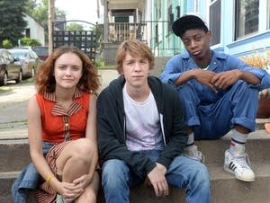 Cast of Me and Earl and the Dying Girl