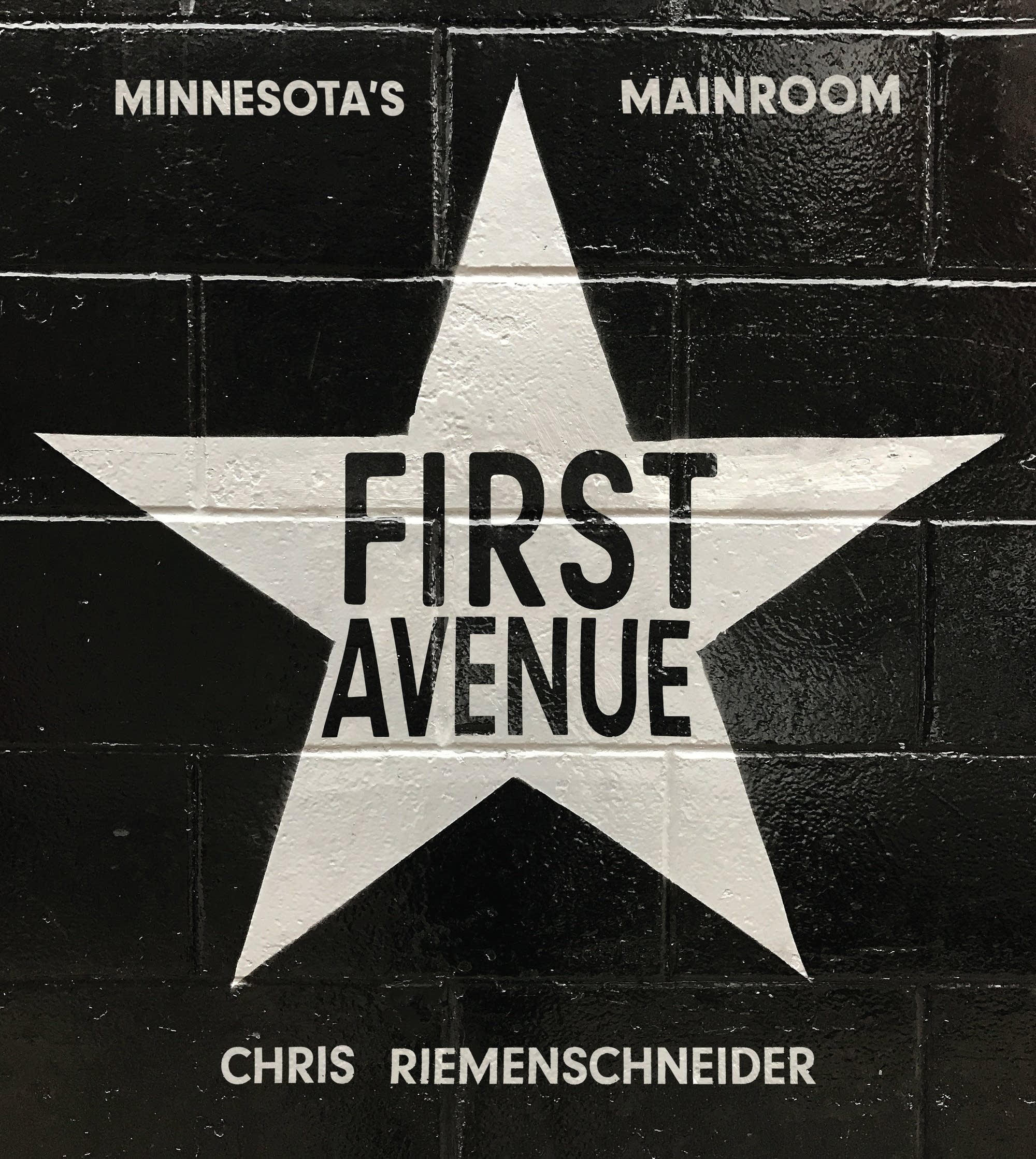 'First Avenue' by Chris Riemenschneider