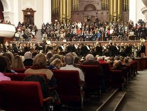 Tickets for the Minnesota Orchestra concert in Cape Town sold out.
