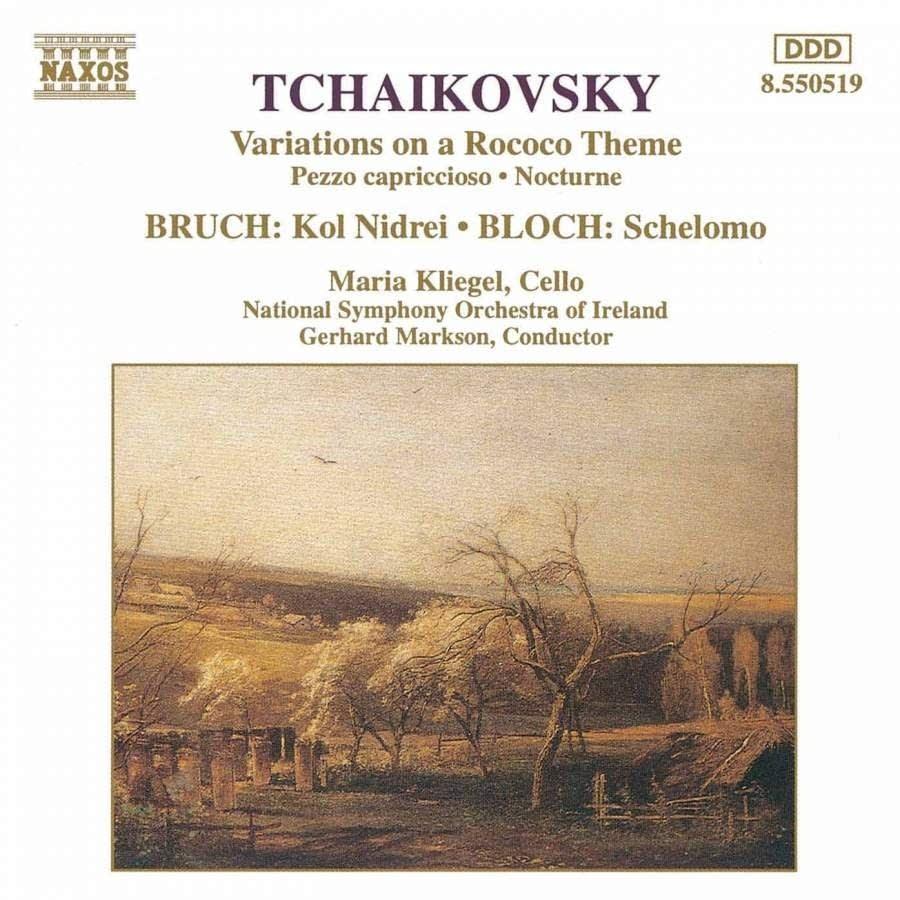 Max Bruch - Kol Nidrei