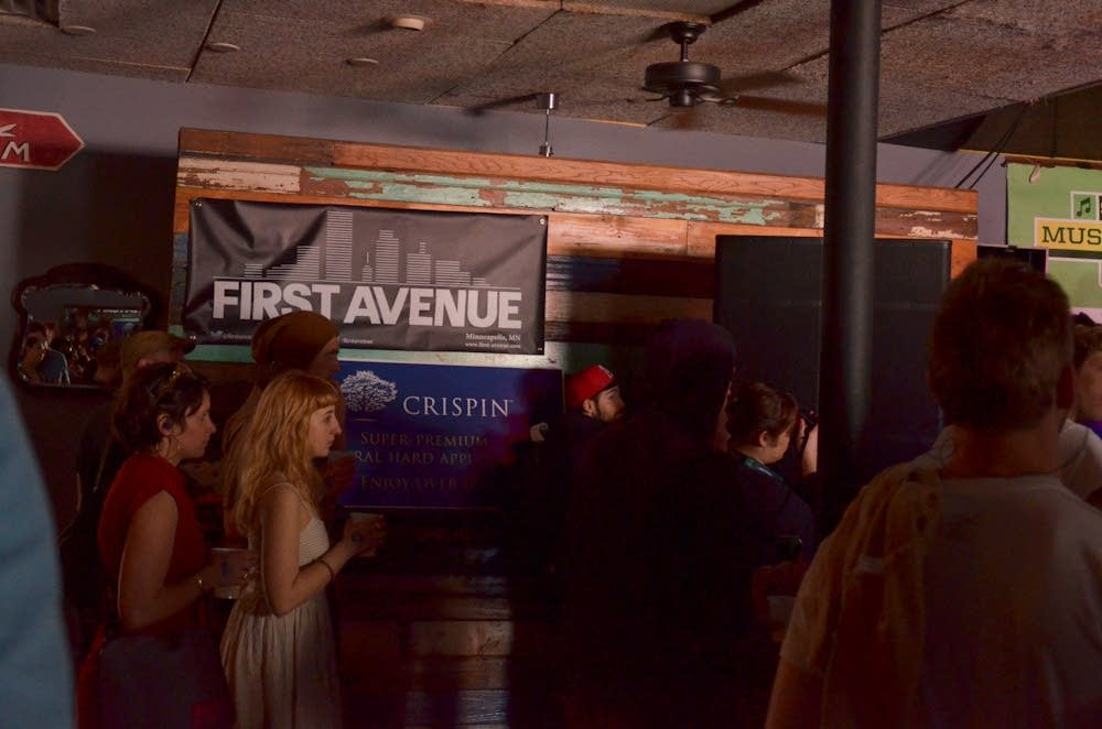 First Avenue Day Party