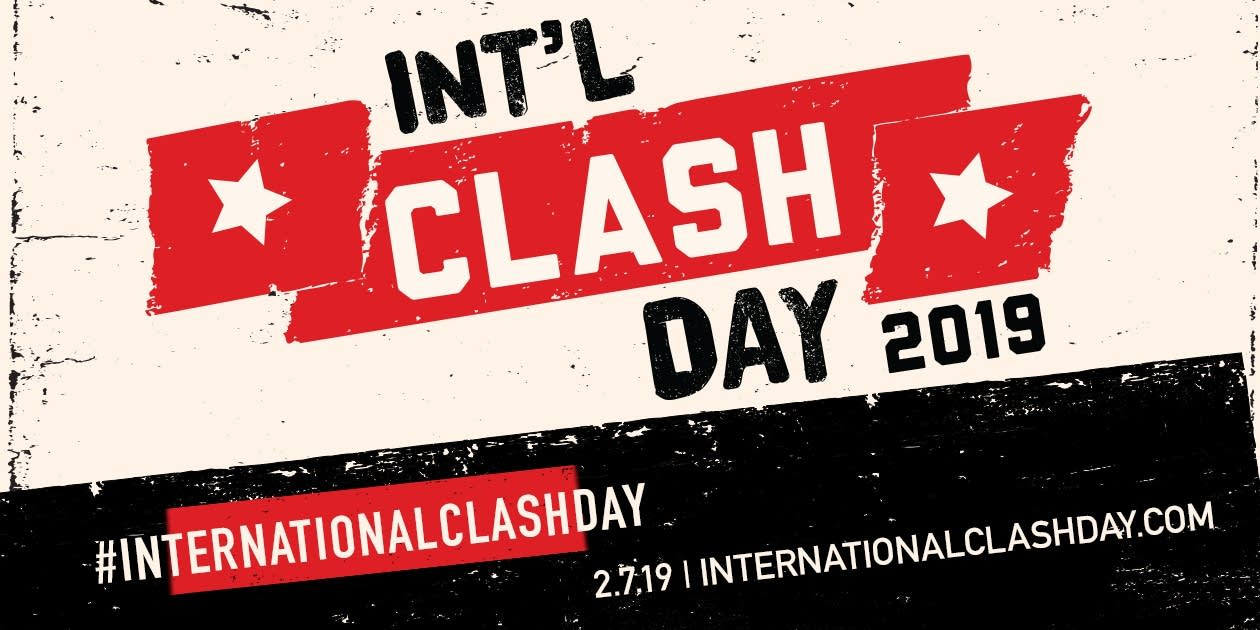 International Clash Day