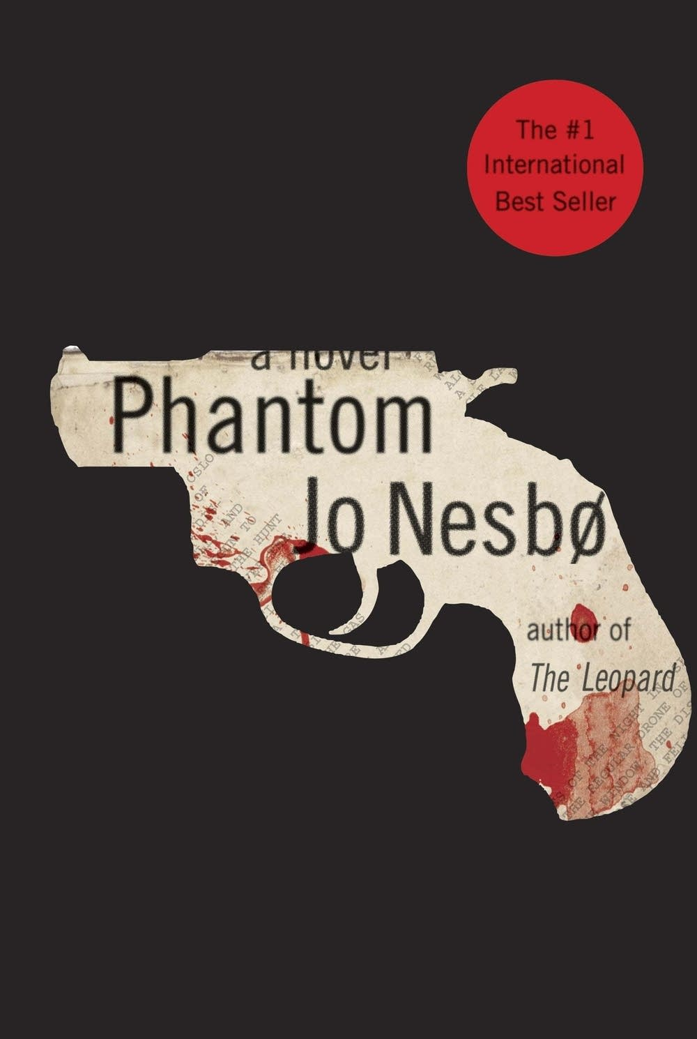 'Phantom' by Jo Nesbo