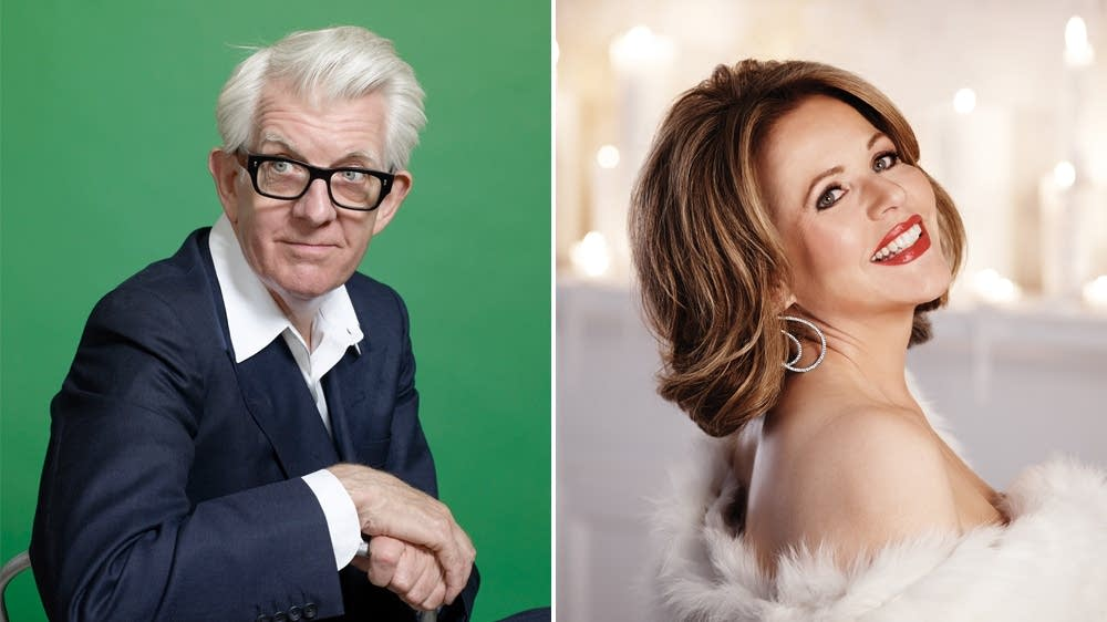 Nick Lowe, Renee Fleming