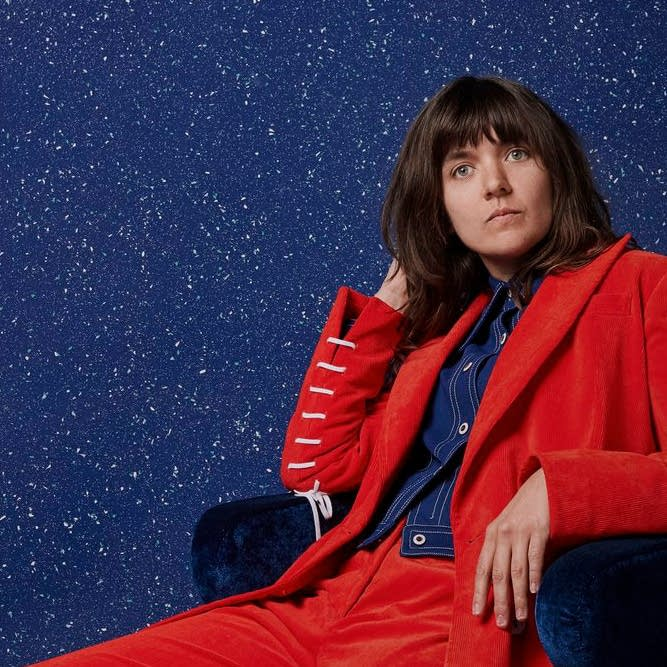 Courtney Barnett - 2019 press photo