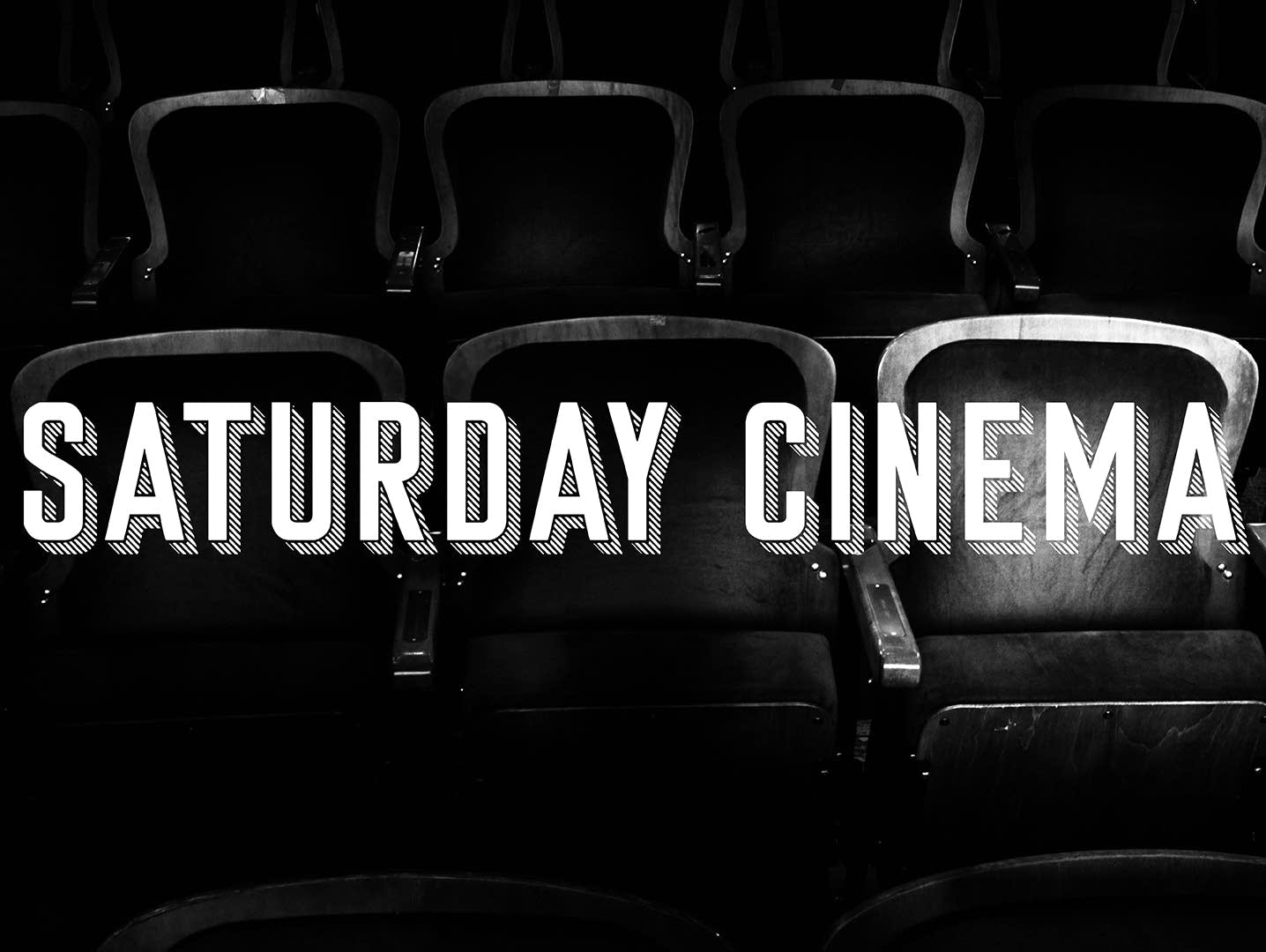 Saturday Cinema theater seats
