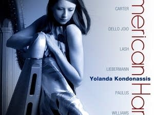 Yolanda Kondonassis: American Harp