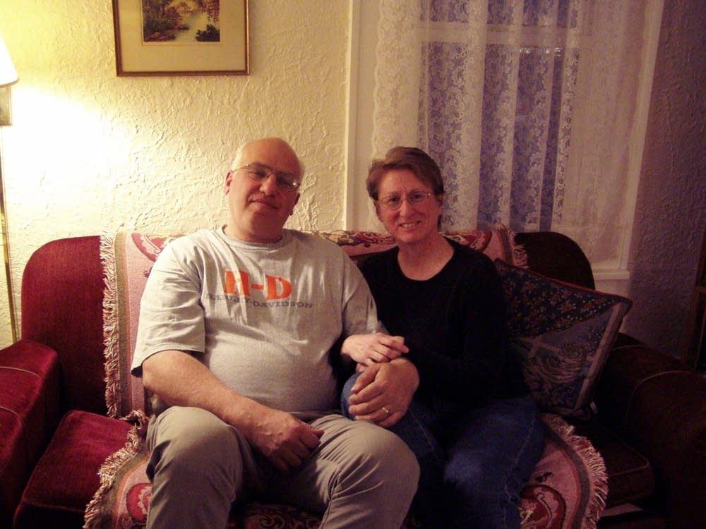 Joe and Deb Pallansch