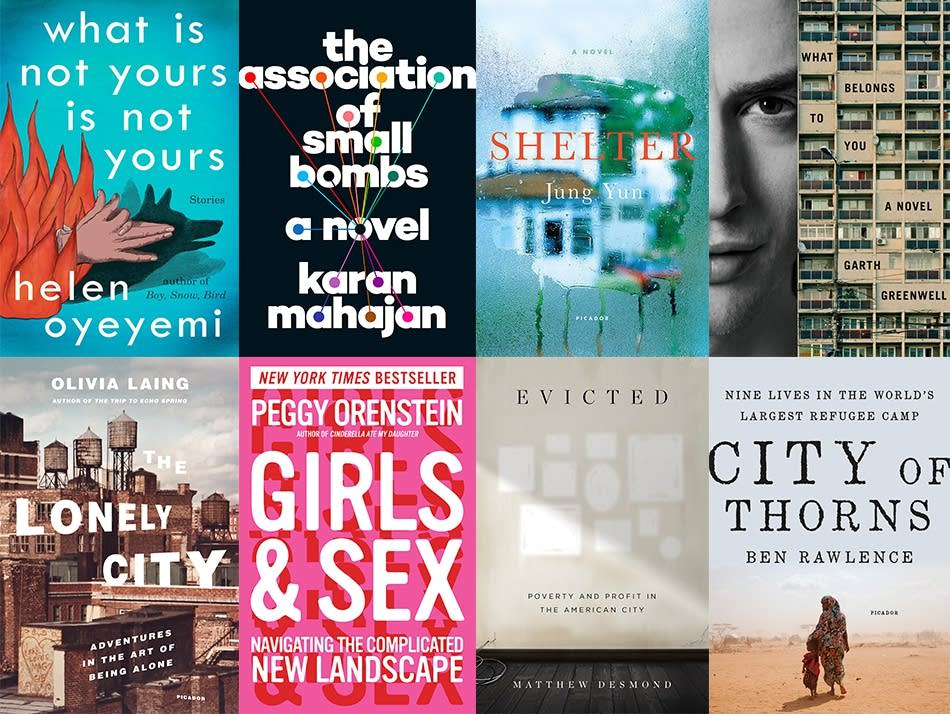 The best books of 2016 -- so far