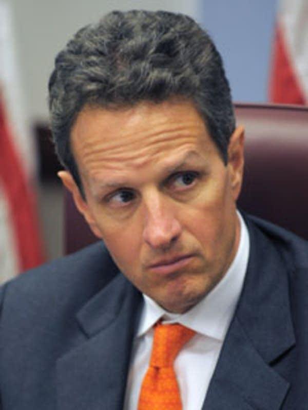 Geithner under fire
