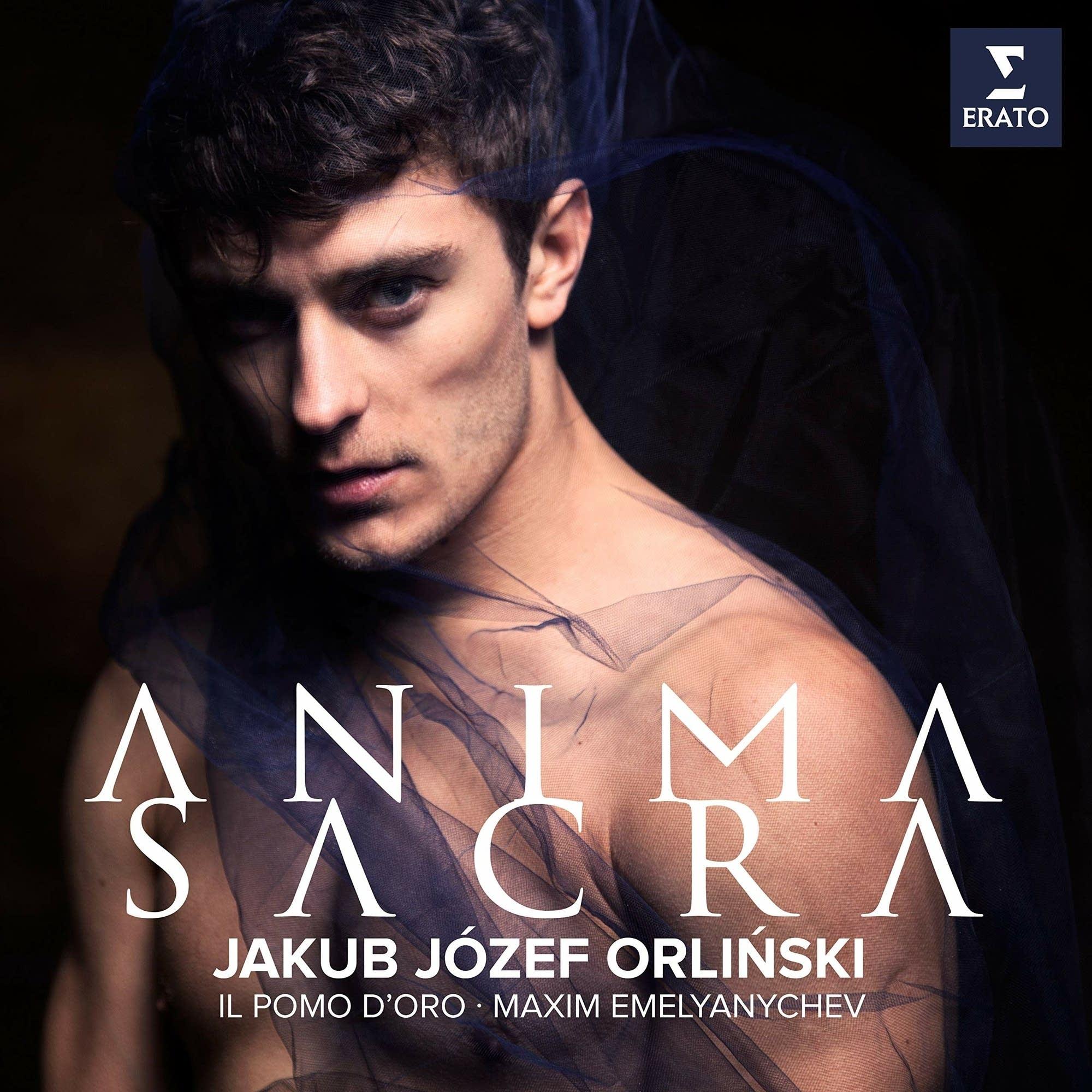 Jakub Jozef Orlinski: 'Anima Sacra'