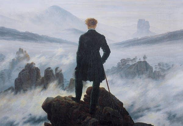 Friedrich's 'Wanderer Above the Sea of Fog'