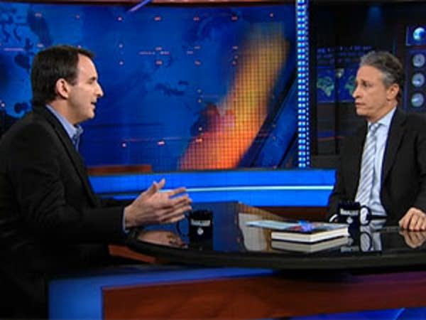 Former Governor Tim Pawlenty on the Daily Show