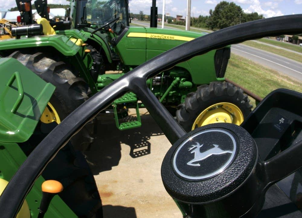 Deere tractors