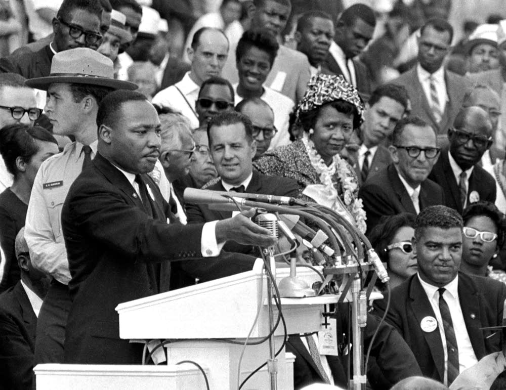 Photos: 18 historic images from the 1963 March on ...