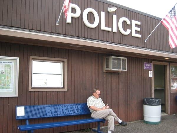 Blakey's bench