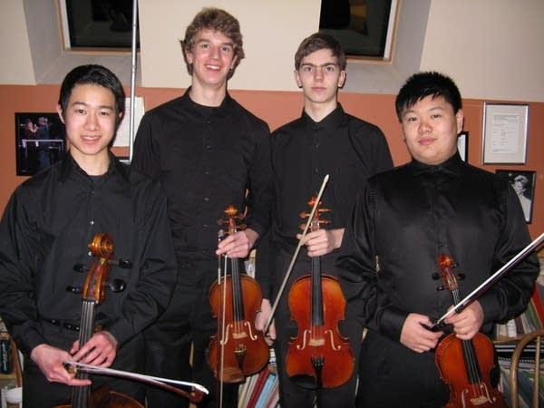 Apollo Quartet