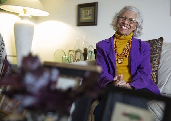 """Dr. Josie R. Johnson has a new memoir out called """"Hope in the Struggle."""""""