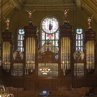1915-1996 Casavant/St. John the Baptist Church, Montreal, Quebec, Canada