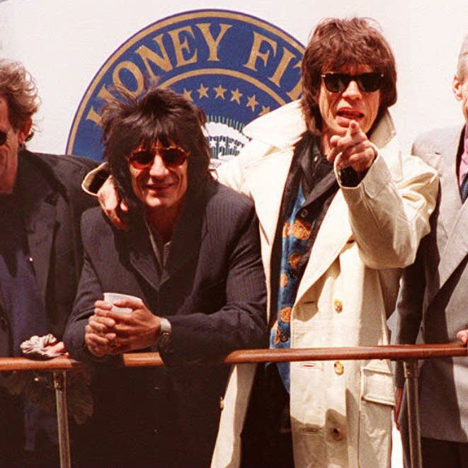 The Rolling Stones in 1994