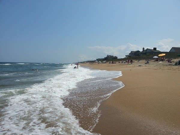 NC beach 1