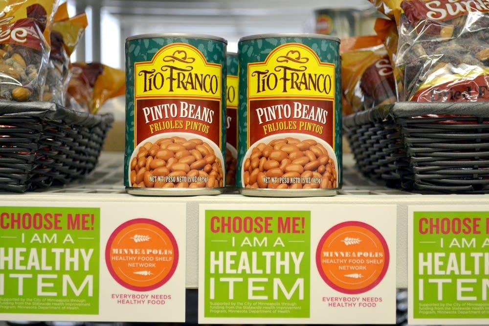Food Shelves Strive To Provide Healthier Groceries Mpr News