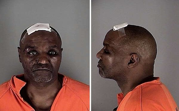 Booking photo of Al Flowers