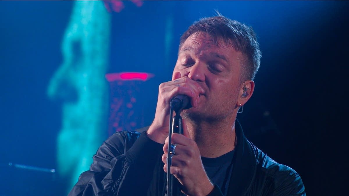 Cold War Kids performing on 'The Late Show with Stephen Colbert'