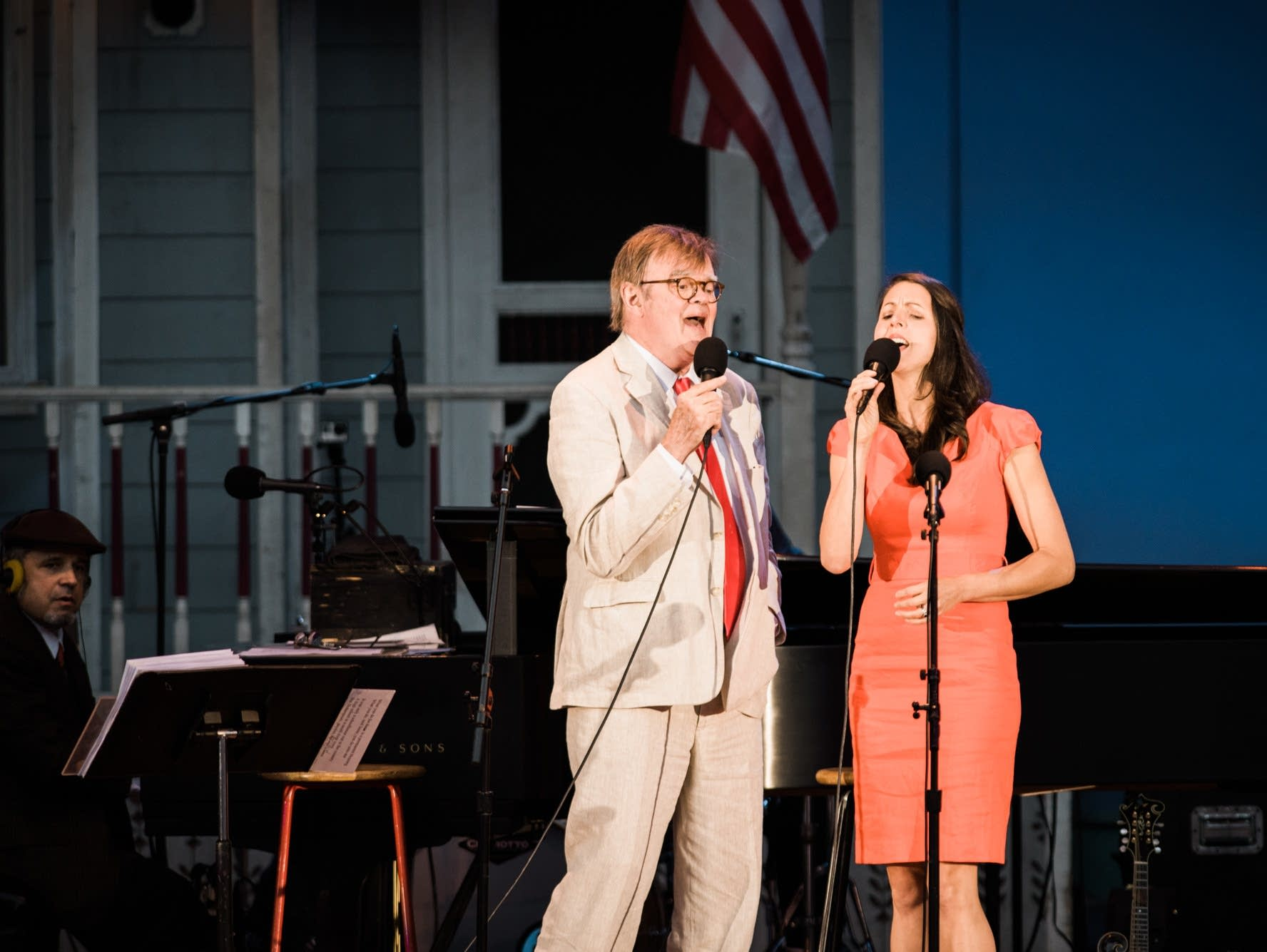 And That S The News From Lake Wobegon Keillor Closes Four Decades