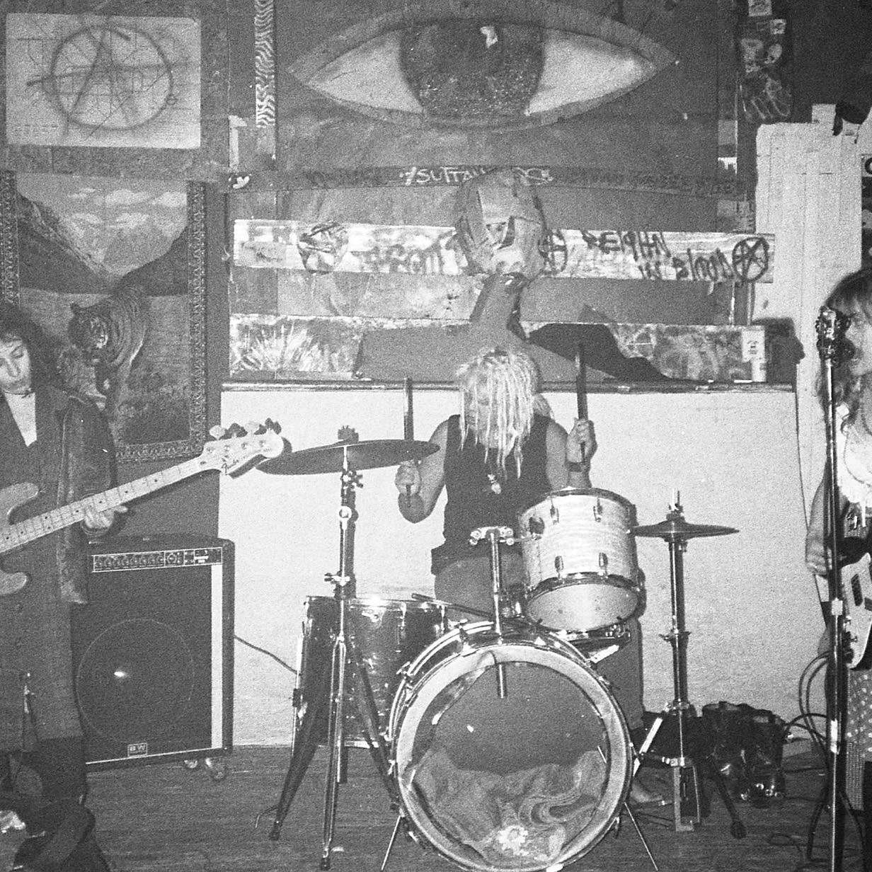 Babes in Toyland in 1989