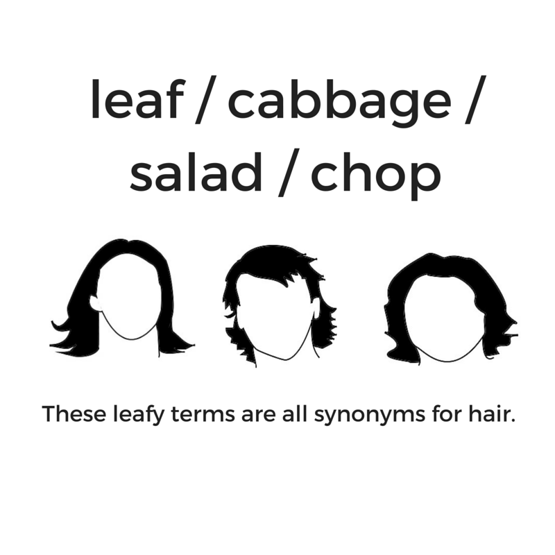 Hockey hair: What is lettuce?