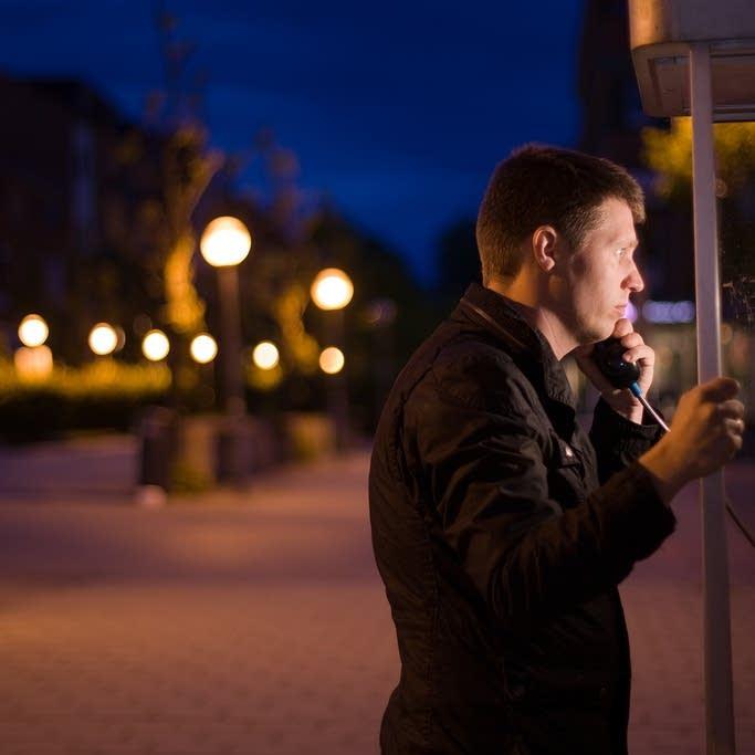 Phoning ahead