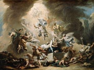 The Resurrection, Ricci Sebastiano