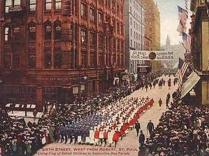 St. Paul Decoration Day parade, 1903