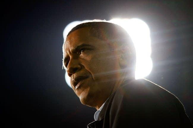U.S. Sen. Barack Obama