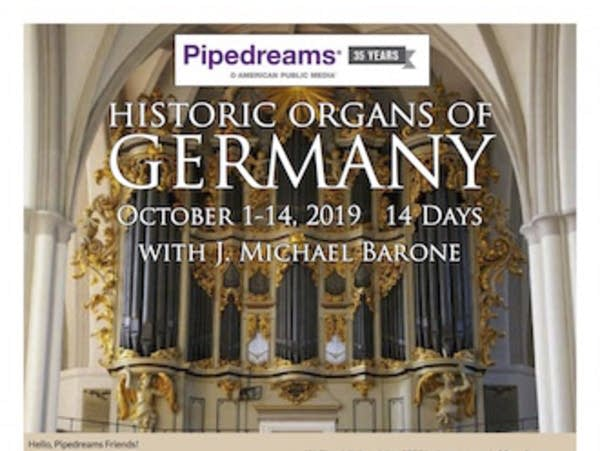 Pipedreams Germany tour