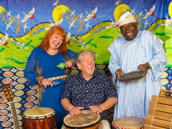 Siama's Congo Roots Trio