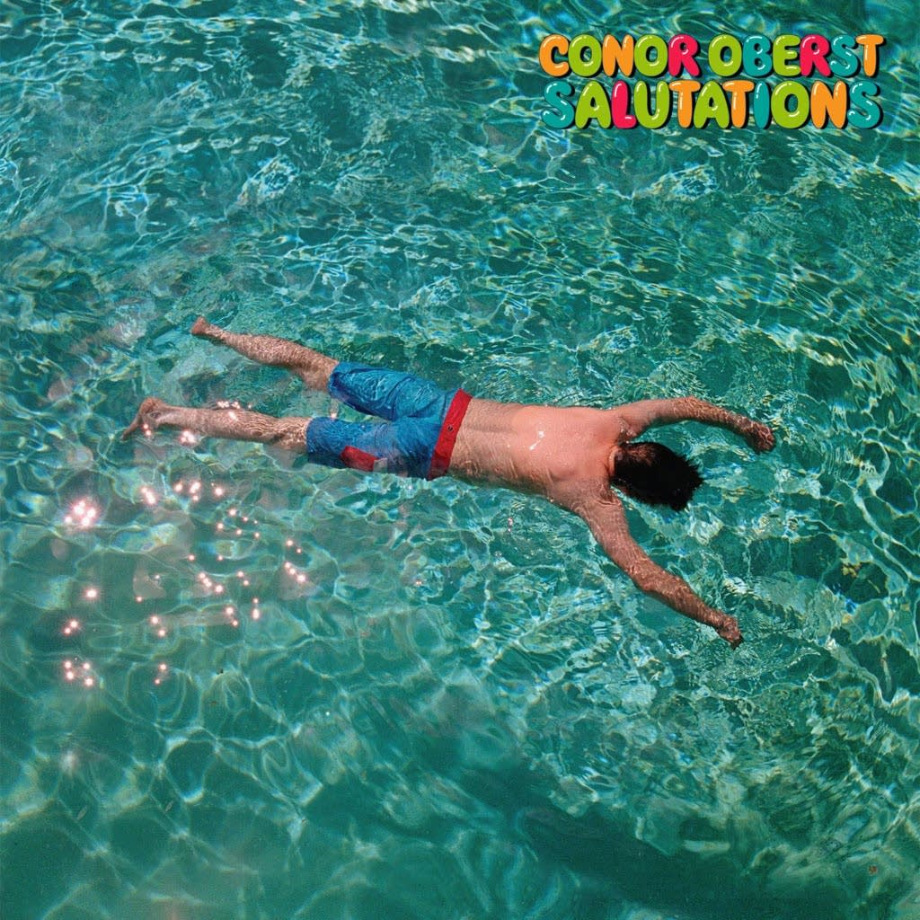 Conor Oberst, 'Salutations'
