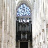 1890 Cavaillé–Coll at St. Ouen Abbey, Rouen