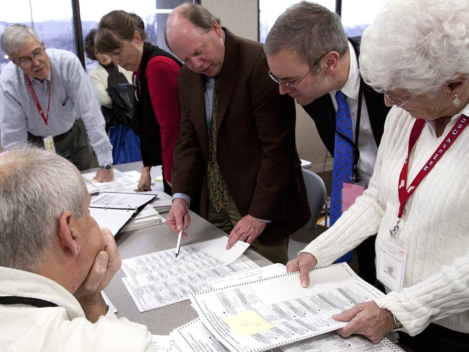 Ramsey County recount