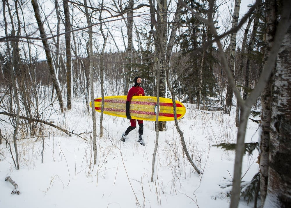 Great Lakes surfing, Superior style