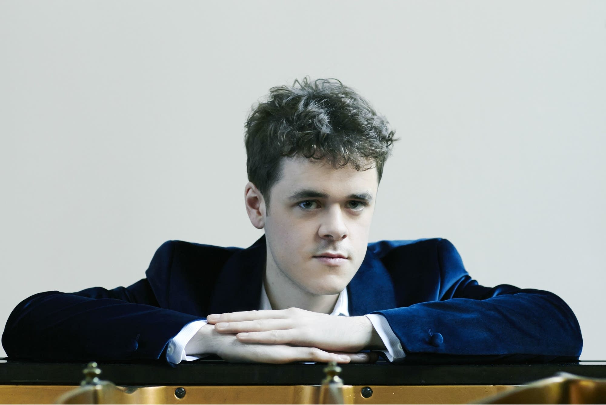 Pianist Benjamin Grosvenor