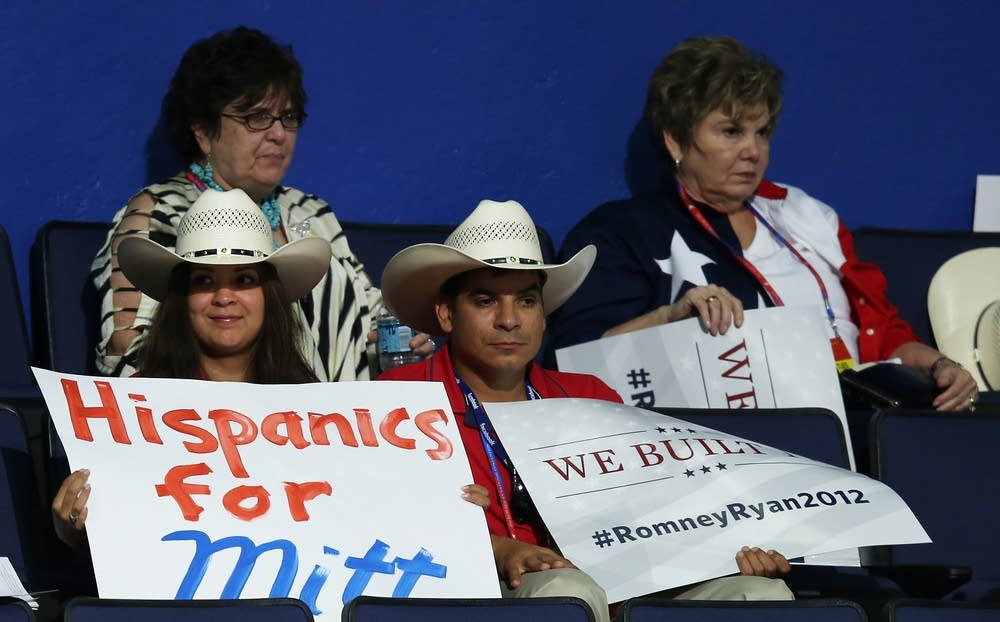 Hispanics for Mitt